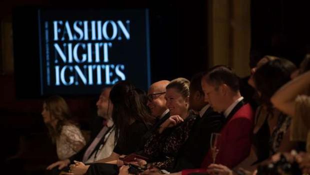 Češka, Malta in Slovenija v Washingtonu pripravile modno revijo v diplomatskem slogu (foto: STA/Slovensko veleposlaništvo)