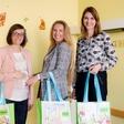 Hajdi razveselila novopečene mamice v porodnišnici Ljubljana