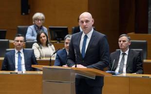 Novi okoljski minister Simon Zajc je proti frackingu in hidroelektrarni na Muri