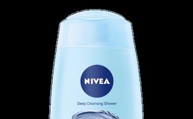 NIVEA Clay Fresh geli za tuširanje z naravno glino