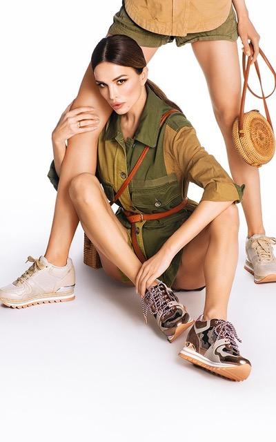 Top trend ta hip je vse, kar je 'nude' ! (foto: Mass Press)