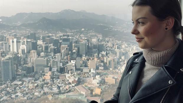 Pogled na Seul (foto: Osebni Arhiv)