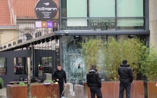 Mariborskemu županu razbili steklo na lokalu - to je tretji napad na njegovo osebno premoženje