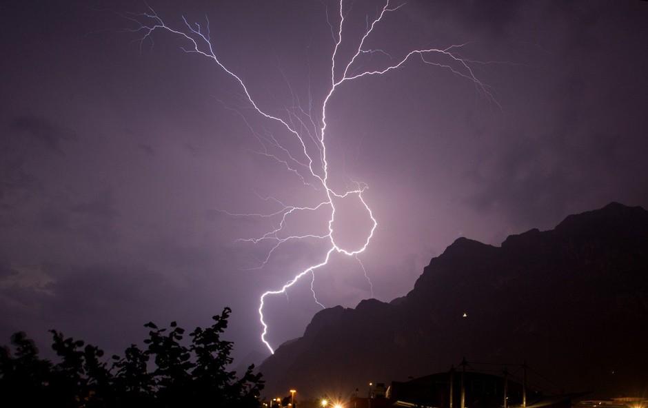 Razlaga sanj: Nevihta je znamenje žalosti in svarilo pred depresijo! (foto: profimedia)