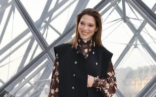 """Léa Seydoux: """"Igrati je tudi boleče"""""""