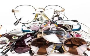 HOFER pričenja že 7. vseslovensko akcijo zbiranja rabljenih očal