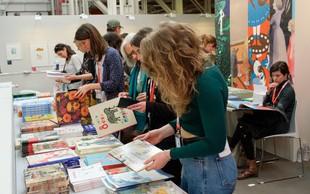 Mladinska knjiga na knjižnem sejmu v Bologni 2019 z Lilo Prap in Ano Zavadlav