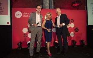 Slovenska oglaševalska zbornica je prejemnica mednarodne nagrade WFA President's Award