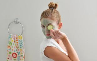 NOVO: Negovalne maske za obraz NIVEA