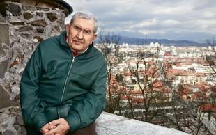 Jurij Souček, gledališki igralec in režiser, praznuje 90 let