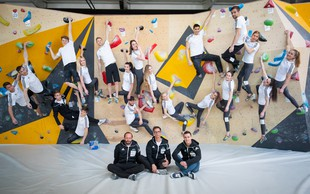 Slovenska reprezentanca v športnem plezanju v letu 2018 zabeležila najboljše rezultate v zgodovini slovenskega športnega plezanja!
