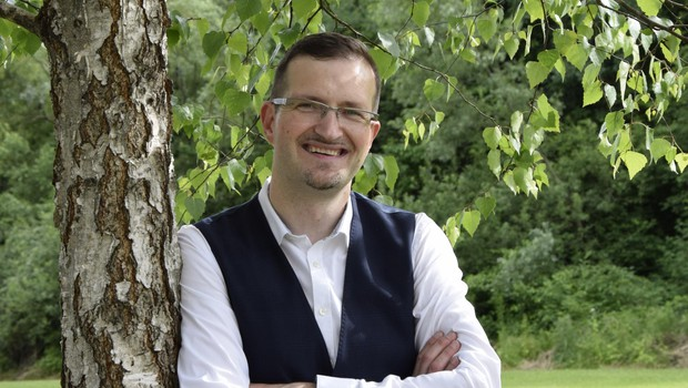 Mitja Rot mentalist terapevt pisatelj (foto: Maja Eberhard)