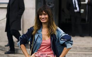 Caroline de Maigre (Fotogalerija): Pomladni džins
