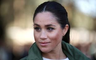 Meghan Markle ne bo več nosila nakita princese Diane, kraljica Elizabeta ji je to prepovedala