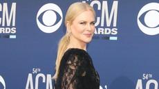 Nicole Kidman o posvojencema, ki sta ostala pri bivšem možu