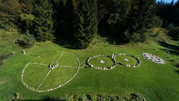 Energijske točke, poti in parki (foto: Domen Pal)