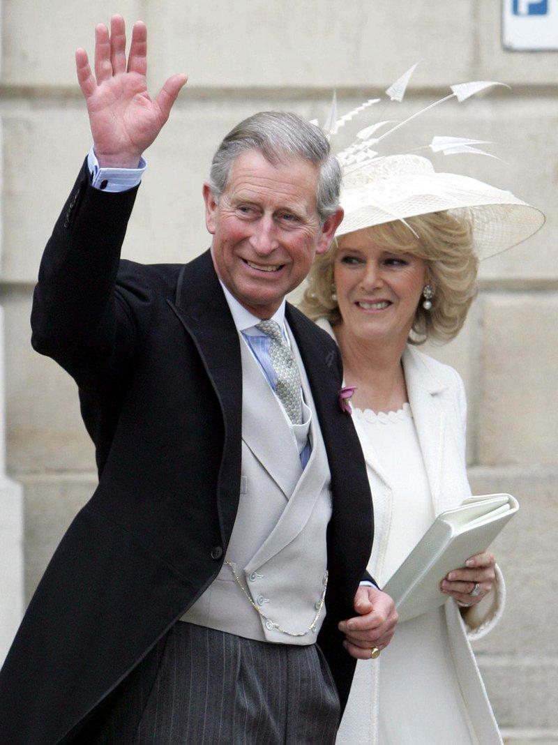 princ Charles, Camilla