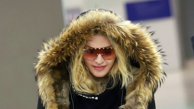 Madonna verjetno gostja letošnje Evrovizije v Tel Avivu (foto: profimedia)