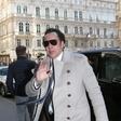 Nicolas Cage pijan po dovolilnico za poroko