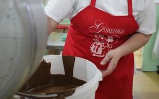 Gorenjka velikanka za 8. Festival čokolade že pripravljena, bliža pa se tudi 10. Lions sladica!