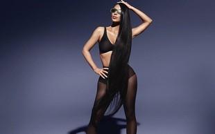 Kim Kardashian izposoja svoj mini bikini, a nekateri se nad tem hudo zgražajo