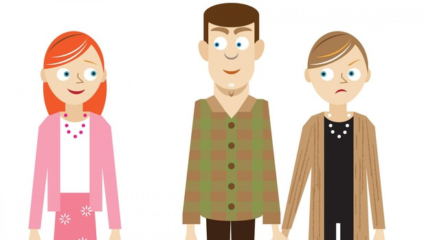 """""""Všeč mi je njen mož. Pomagajte mi!"""" Porotniki odgovarjajo! (foto: Shutterstock)"""