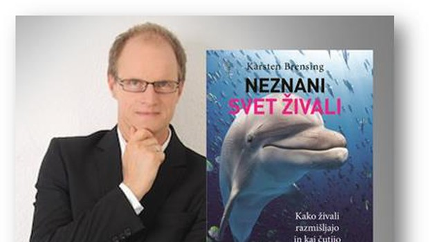 Izšla je knjiga NEZNANI SVET ŽIVALI, kako živali razmišljajo in kaj čutijo. (foto: emka.si, mladinska knjiga)