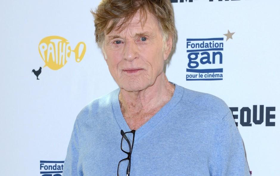 Čeprav je Robert dopolnil že 82 let, s svojim videzom še vedno navdušuje ženske po svetu. (foto: Profimedia Profimedia, Abaca Press)