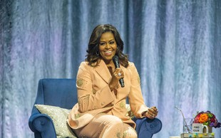 Michelle Obama dobro ve, kako ohraniti status modne ikone!
