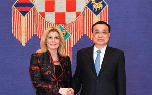 Kolinda Grabar Kitarović še nikoli tako zelo vitka