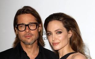 Angelina Jolie si želi nazaj v objem Brada Pitta, zato ves čas zavlačuje ločitveni postopek