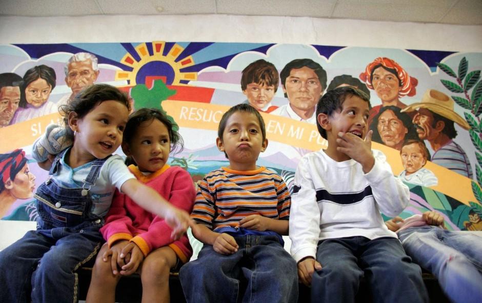 Skoraj tri tisoč latinsko-ameriških otrok se bo končno lahko pridružilo staršem v ZDA (foto: profimedia)