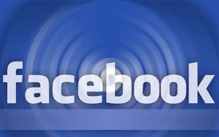 Globalni mrk družbenega omrežja Facebook