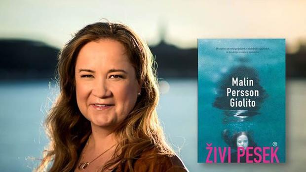 Izšla je kriminalka ŽIVI PESEK, najboljši skandinavski kriminalni roman leta 2017 (foto: emka.si, Mladinska knjiga)