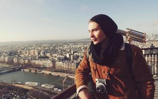 Žan Serčič in oddih v najdražjem mestu na svetu!