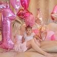 Khloe Kardashian za prvi rojstni dan hčerkice True pripravila razkošno zabavo!