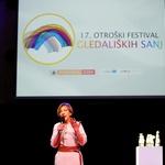 17. Otroški festival gledaliških sanj navdušil obiskovalce! (foto: Pionirski dom Press)