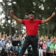 Tiger Woods z zmago navdušil vse - od Trumpa do Serene Williams