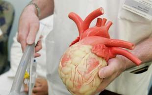 Izraelski znanstveniki natisnili srce iz človeškega tkiva