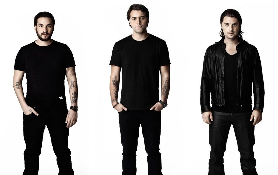 """Swedish House Mafia: """"To dolgujemo oboževalcem in sebi!"""" (foto: Foto: Arhiv Swedish House Mafie, Ultra In Marko Ocepek)"""