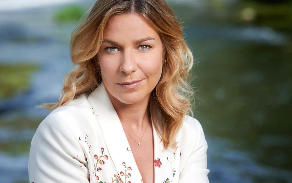 Ana bo v tretji sezoni Reke ljubezni poskrbela za preobrat. (foto: Foto: Tomo Jesenicnik)