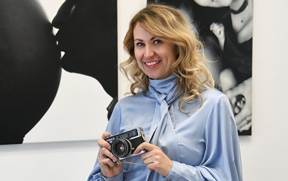 Natalija Jelušič Babič nadaljuje tradicijo (foto: Foto: Sebni Arhiv)
