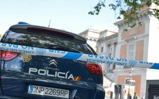 V Madridu zaradi lažne bombne grožnje evakuirali nebotičnik z veleposlaništvi