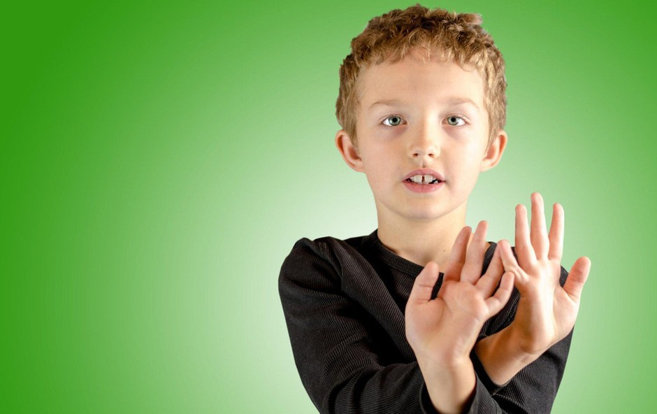 Vaje čuječnosti za otroke (in starše), da bodo zlahka sedeli pri miru kot žaba! (foto: profimedia)