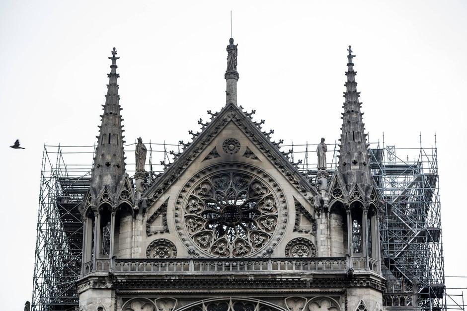 Tožilstvo požar v Notre Dame obravnava kot nesrečo in ne kot požig! (foto: profimedia)
