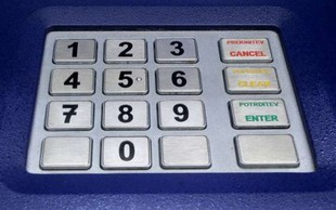 Prilastitev v bankomatu pozabljenega denarja kazniva