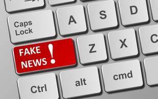 Po Facebooku se širijo povezave do LAŽNE spletne strani STA