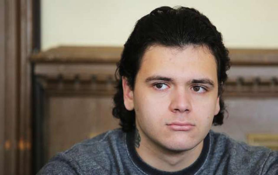 Obsojeni za umor Gašperja Tiča Stefan Cakić ne bo vložil zahteve za varstvo zakonitosti (foto: STA/Daniel Novakovič)