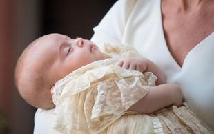 Takšen lepotec je enoletni princ Louis