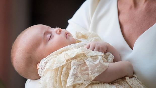 Takšen lepotec je enoletni princ Louis (foto: Profimedia)
